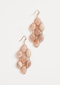 Theia Jewelry Aria Seven Stone Statement Earrings