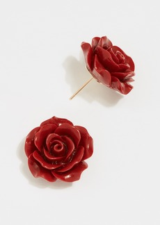 Theia Jewelry Camellia Stud Earrings