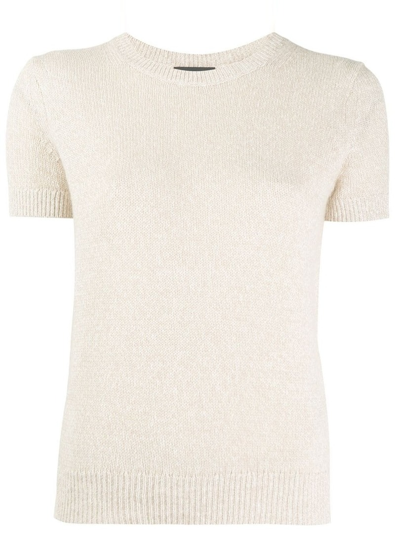 Theory short sleeved top