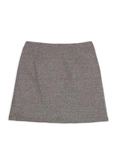 Theory A-Line Mini Skirt