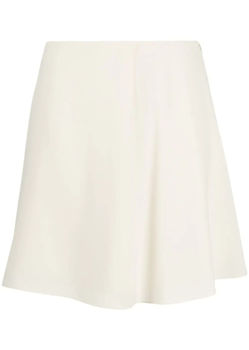 Theory a-line skirt