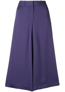 Theory a-lyne mid skirt