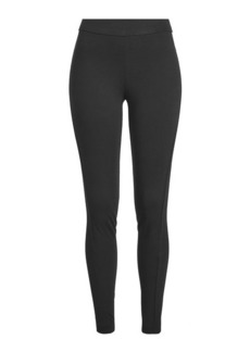 Theory Abdelle Jersey Leggings
