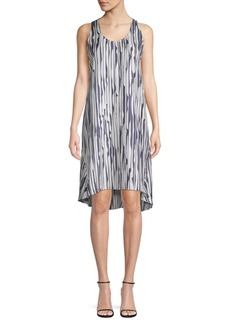 Theory Adlerdale Silk Dress