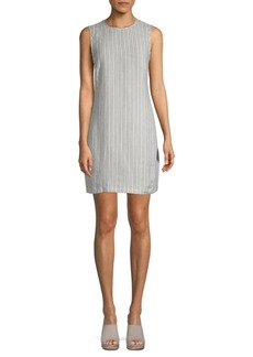 Theory Adraya Stripe Linen Dress