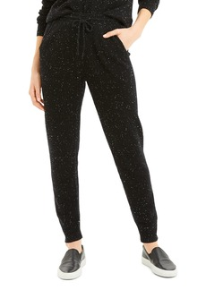 Theory Arleena Donegal Cashmere Joggers