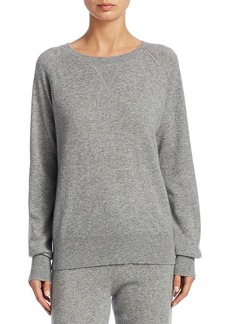 Theory Athletic Cashmere Pullover