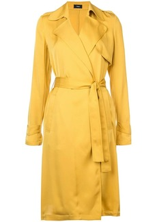 Theory belted coat