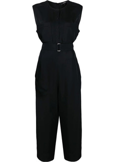 Theory belted jumpsuit