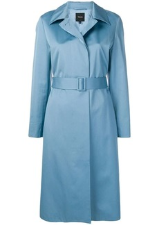 Theory belted trench coat