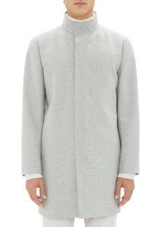 Theory Belvin Modus Melton Coat