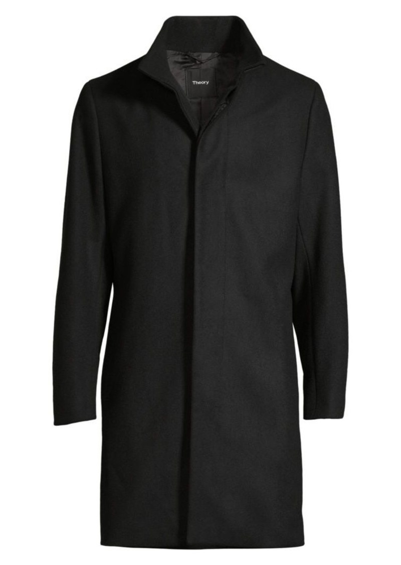 Theory Belvin Overcoat