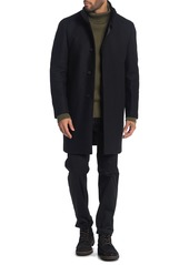Theory Belvin Wells Virgin Wool Blend Coat