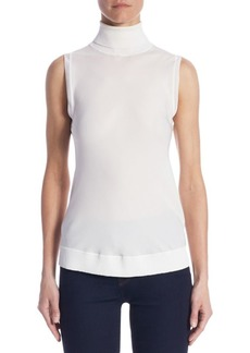 Theory Bias Silk Top