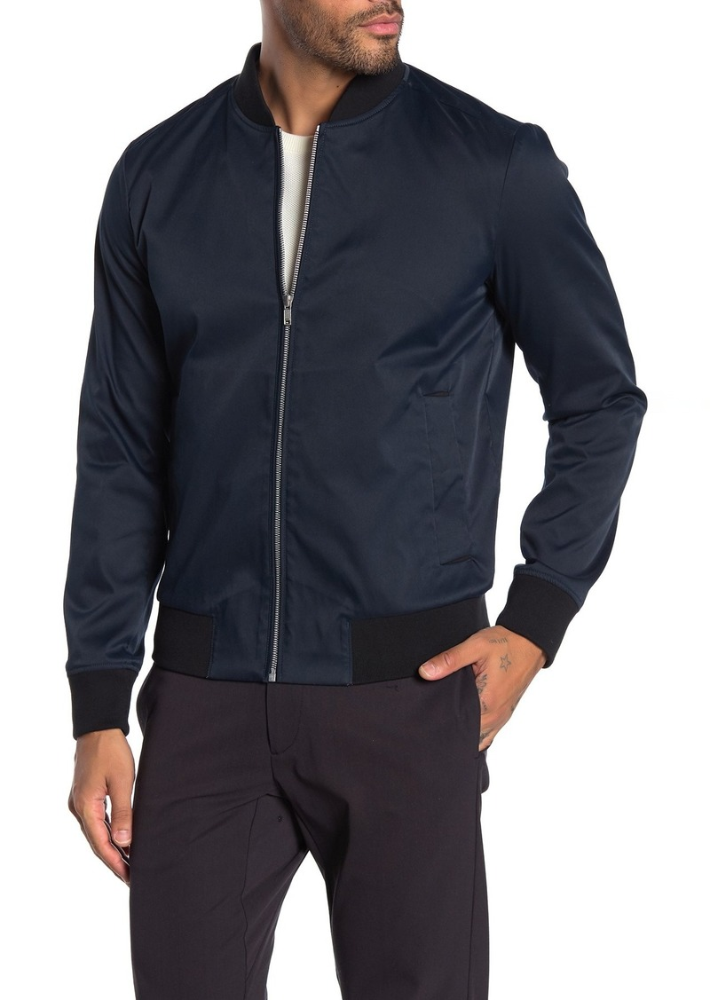 Theory Brant Chino Jacket