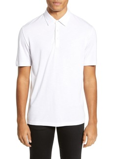 Theory Bron Short Sleeve Polo
