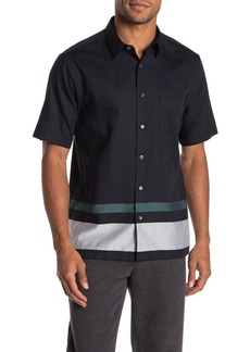 Theory Bruner Slim Fit Shirt