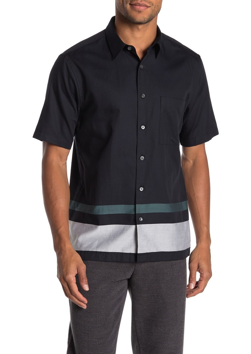 Theory Bruner Slim Fit Shirt
