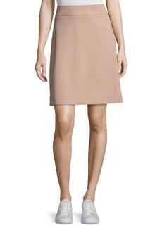 Theory Camogie High-Waist Mini Skirt