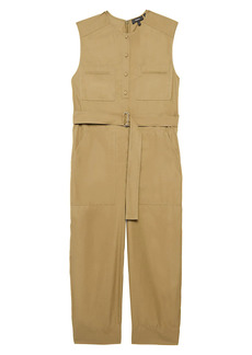 Theory Cargo Jumpsuit