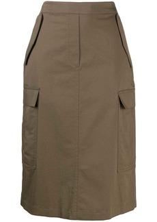 Theory Cargo Skirt