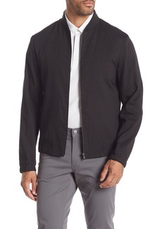 Theory Carlin Crunch Bomber Jacket