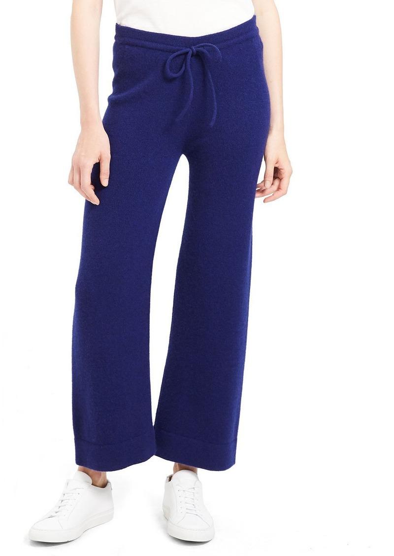 Theory Cashmere Drawstring Lounge Pants