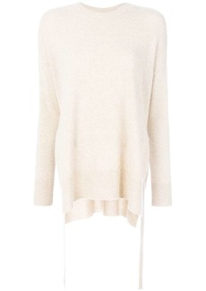 Theory cashmere knitted sweater