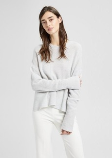 Cashmere Slouchy Pullover