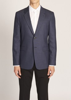Theory Chambers Tailored Two Button Blazer Jacket