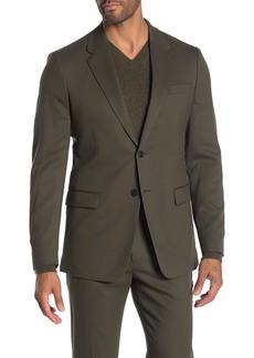 Theory Chambers Traceable Wool Blazer