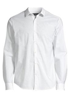 Theory Charlton Murrary Long Sleeve Shirt