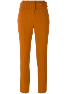 Theory cigarette belted trousers