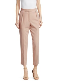 Theory City Pant High-Waisted Trousers