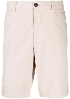 Theory classic chino shorts