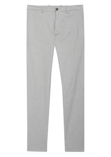 Theory Zaine Stretch Flannel Pants