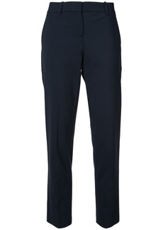 Theory classic high-waisted trousers