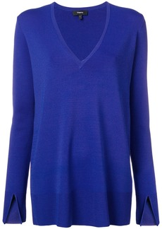 Theory classic v-neck sweater