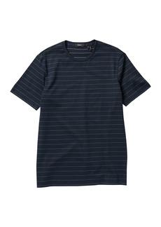 Theory Clean Pixel Stripe T-Shirt
