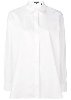 Theory collared shirt