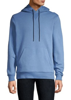 Theory Colorfield Fleece Hoodie