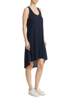 Theory Combo Swing Dress