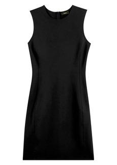 Theory Core Fitted Sheath Dress