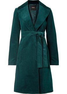 Theory Cotton-blend Corduroy Coat