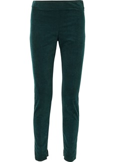 Theory Cotton-blend Corduroy Leggings