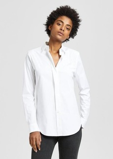 Theory Cotton Essential Button-Down