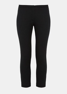Theory Cotton Pique Classic Skinny Pant