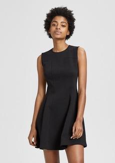 Theory Cotton Piqué Modern Dress