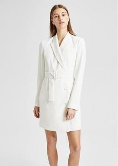 Theory Crepe Blazer Dress