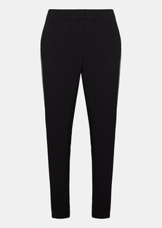 Theory Crepe Classic Trouser